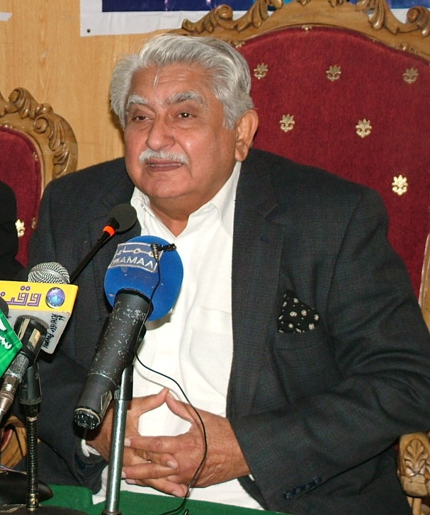 Haji Muhammad Adeel Khan