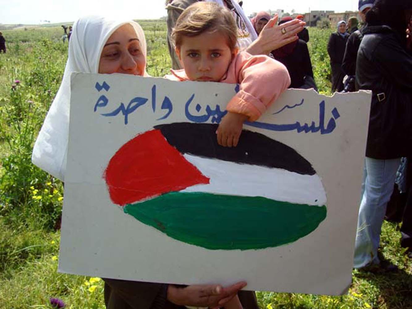 plf 29 Palestinian child