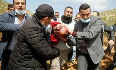 اسرائیلی ریاستی دہشت گردی میں فلسطینی شہری شہید